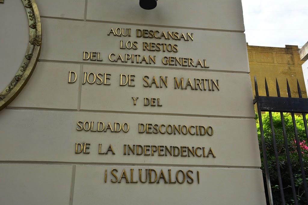 Main Cathedral Buenos Aires San Martin