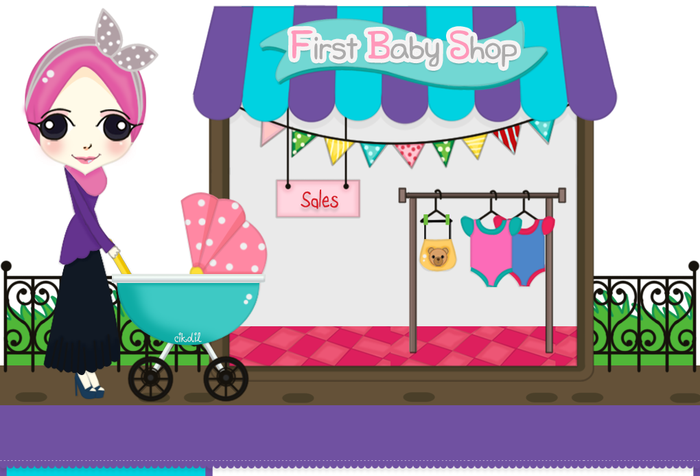 FIRST BABY SHOP