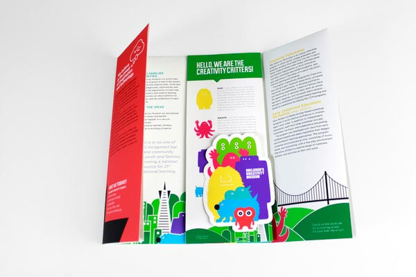 Exhibition Museum Brochure Design Ideas on new american classic interior design