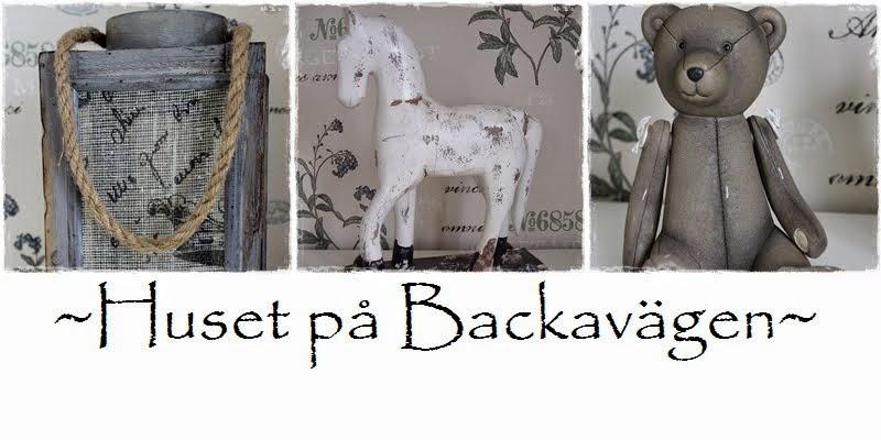 ~Huset på Backavägen~