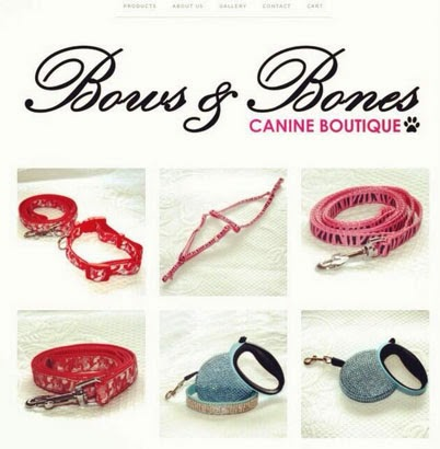 Bows & Bones Canine Boutique
