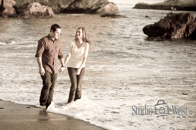 Pismo Beach Engagememt Portrait Photographer