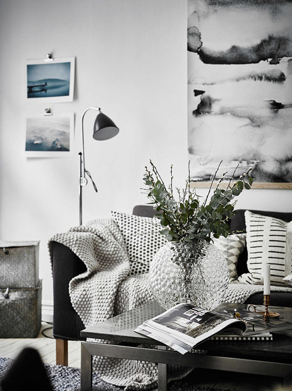 Styling Greydeco, photography Jonas Berg via Stadshem