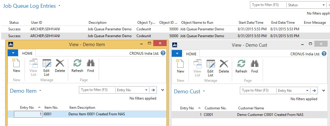 how to use microsoft dynamics nav