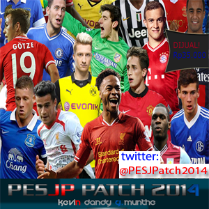JUAL PESJP PATCH 2014 (PES 2013)