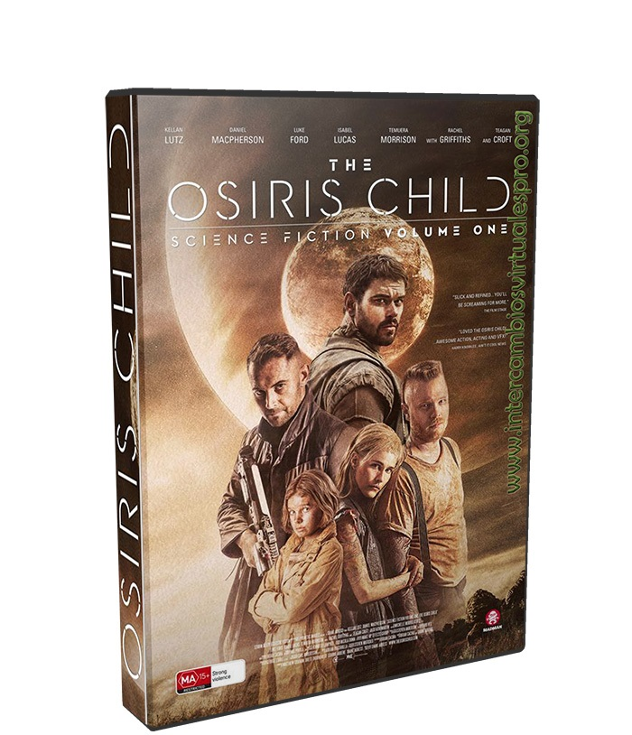 Science Fiction Volume One The Osiris Child poster box cover