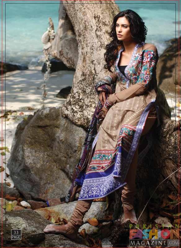 Fashion Zunuj Lawn