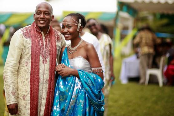 Rwandan Wedding