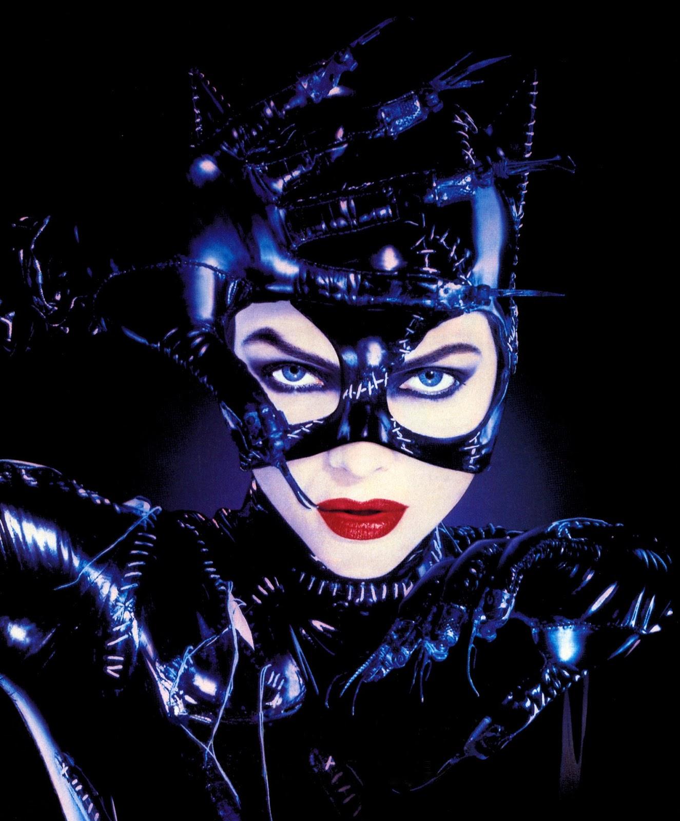 Ponte Guapa En Casa Maquillaje De Catwoman Carnaval