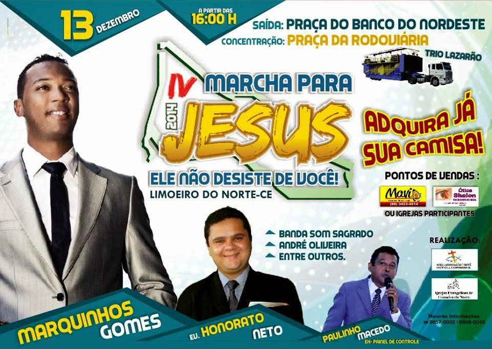 Marcha Para Jesus.