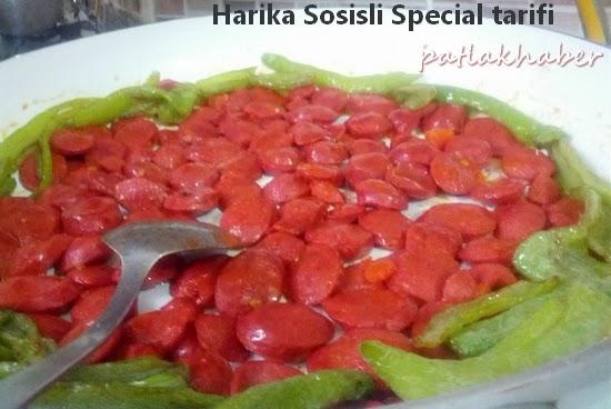 sosis+special+nasıl+yapılır