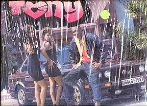 Gigolo Tony - Gigolo Tony (Vinyl,12'' 1989)(Parkway Records)