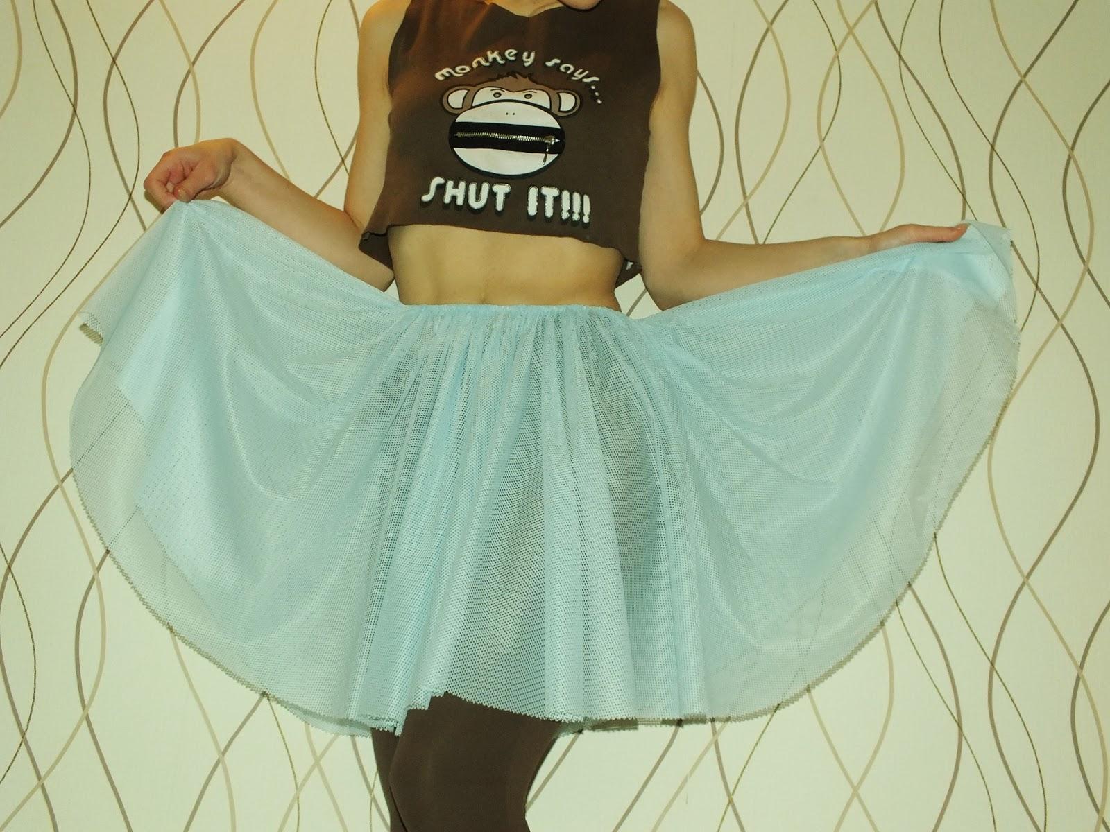 spódnica z koła by charme e chique