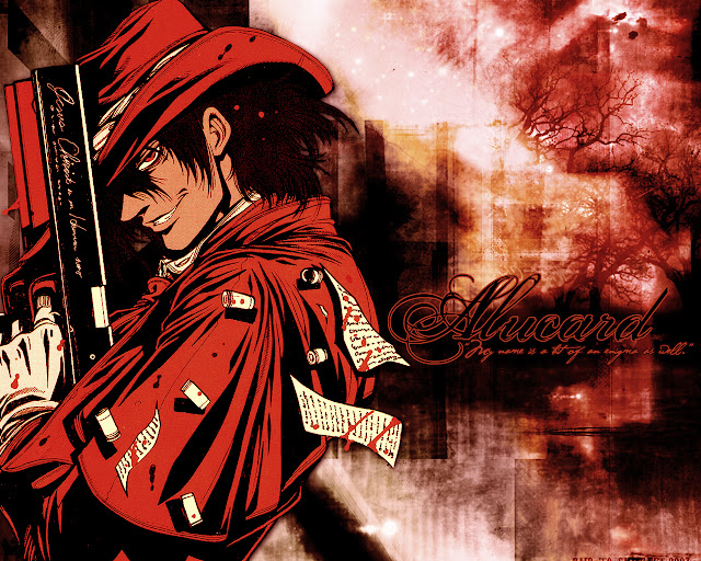 Hellsing Alucard Wallpaper 0006