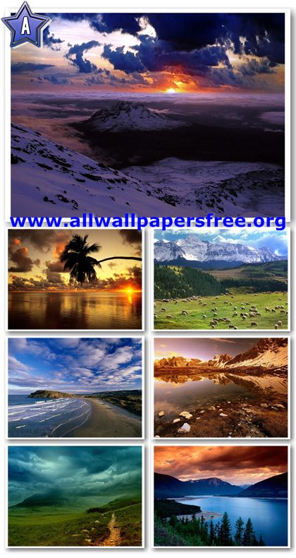 40 Amazing Landscapes Wallpapers 1600 X 1200 [Set 15]