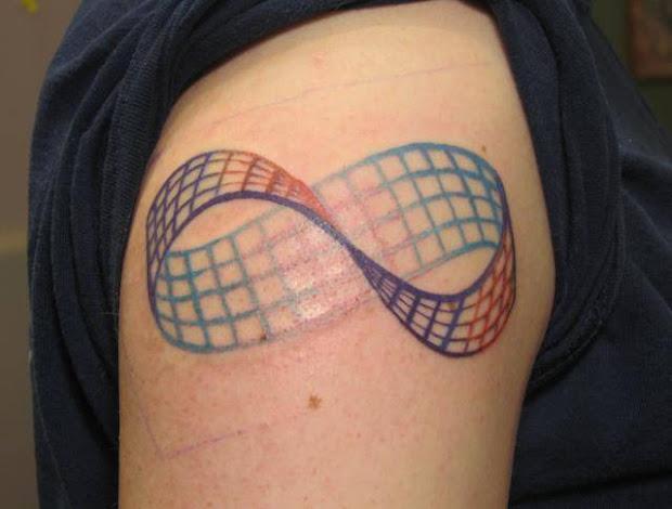 zoom tattoos infinity