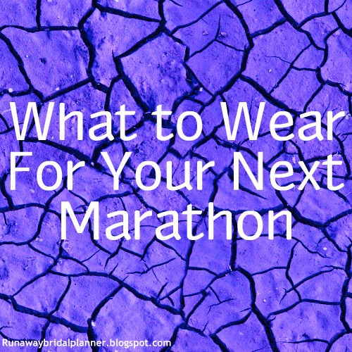 What to wear in a marathon