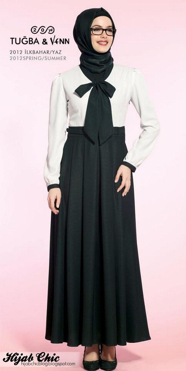 Hijab Chic Tugba Venn Hijab Fashion 2012 Collection
