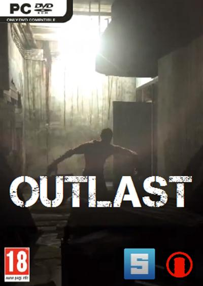 outlast pc portada