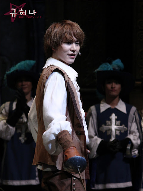 Kyuhyun The Three Musketeer 6