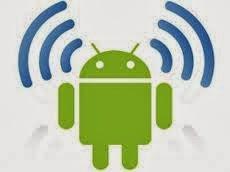 Cara Membuat hotspot wifi portable dengan hape android