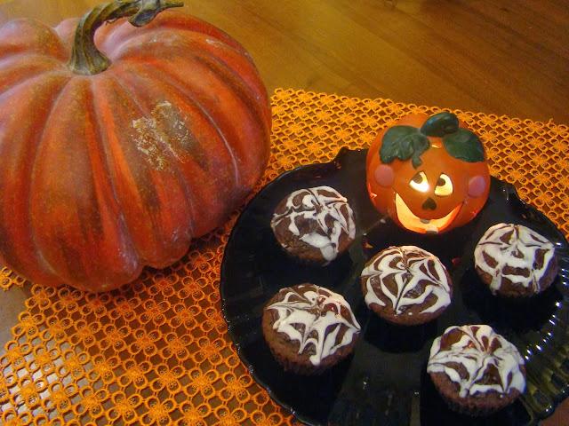 cupcakes ragnatela