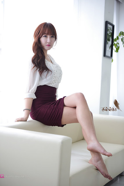 3 Elegant Yoon Seul -Very cute asian girl - girlcute4u.blogspot.com
