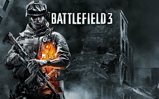 Battlefield 3 Soldier with M4 Rifle HD Wallpaper