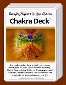 Discover your chakras here: