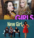Especial pilotos: 2 Broke Girls y New Girl: Dos simpáticas comedias sin gracia