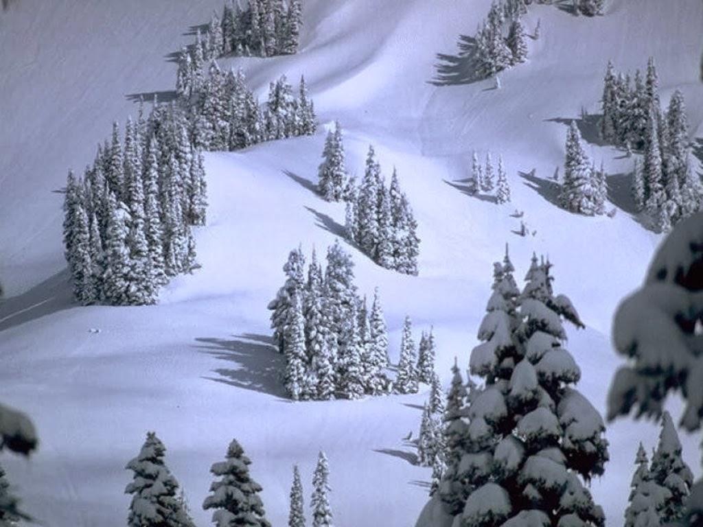 I piccoli paesi nella realt attuale paesaggi innevati in for Immagini inverno sfondi