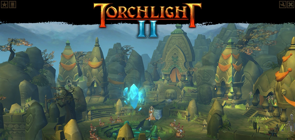 Torchlight 2 Free Download Poster