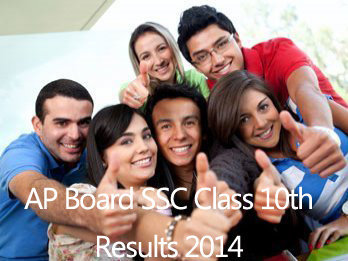 AP SSC 10th Results 2014 Online