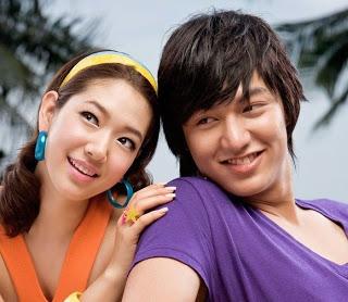 lee min ho dan krystal jung dalam drama korea terbaru heirs, kisahromance