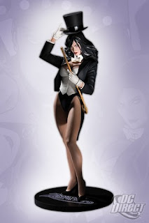 Zatanna (DC Comics) Character Review - Statue Product