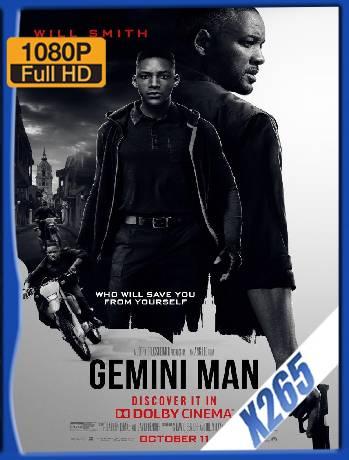 Gemini Man (2019) x265 [1080p] [Latino] [GoogleDrive] [RangerRojo]