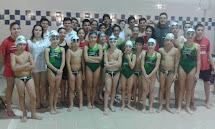 Equipa Natação do CCD Sertã 2015/16