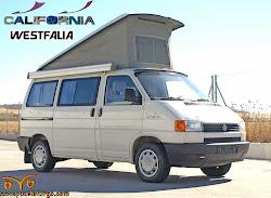 VW T4 CALIFORNIA  WESTFALIA 2.4 D. AIRE  ACONDICIONADO 1991  Pincha  Aqui
