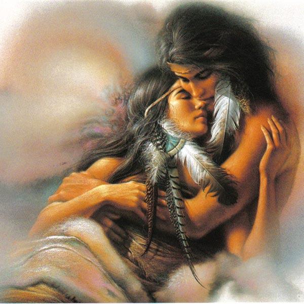 Leyenda de los indios Nativos Americanos
