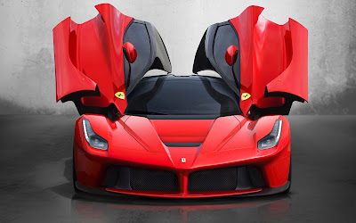 Ferrari Laferrari HD Wallpapers Wallpaper for iPhone