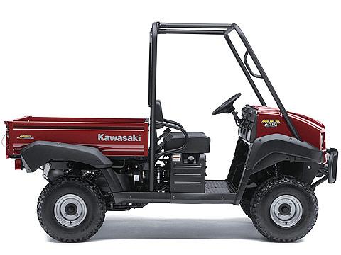 2013 Kawasaki Mule 4010 4x4 Diesel ATV pictures. 480x360 pixels