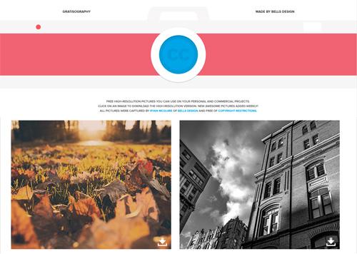 Gratisography: nuevas fotos libres de derechos cada semana