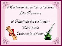 Diploma blog Romance