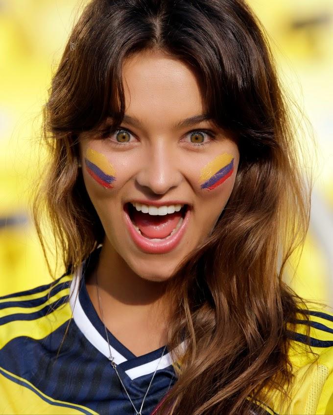 Foto-Foto Lucu dan Unik Piala Dunia Brasil 2014