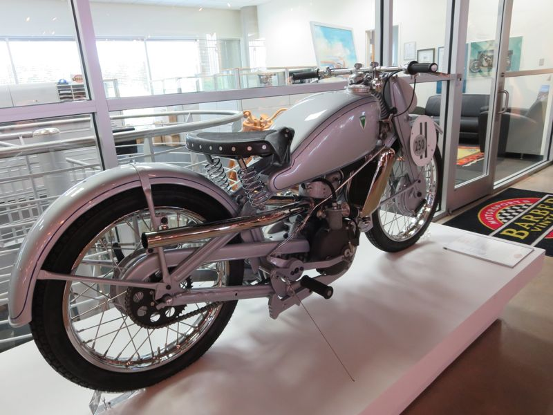 DKW SS 250 supercharged two stroke motorcycle