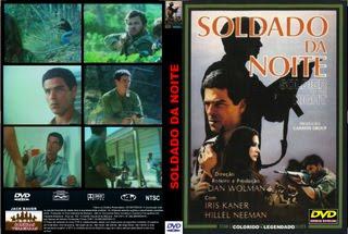 SOLDADO DA NOITE (1984)  - RARÍSSIMO