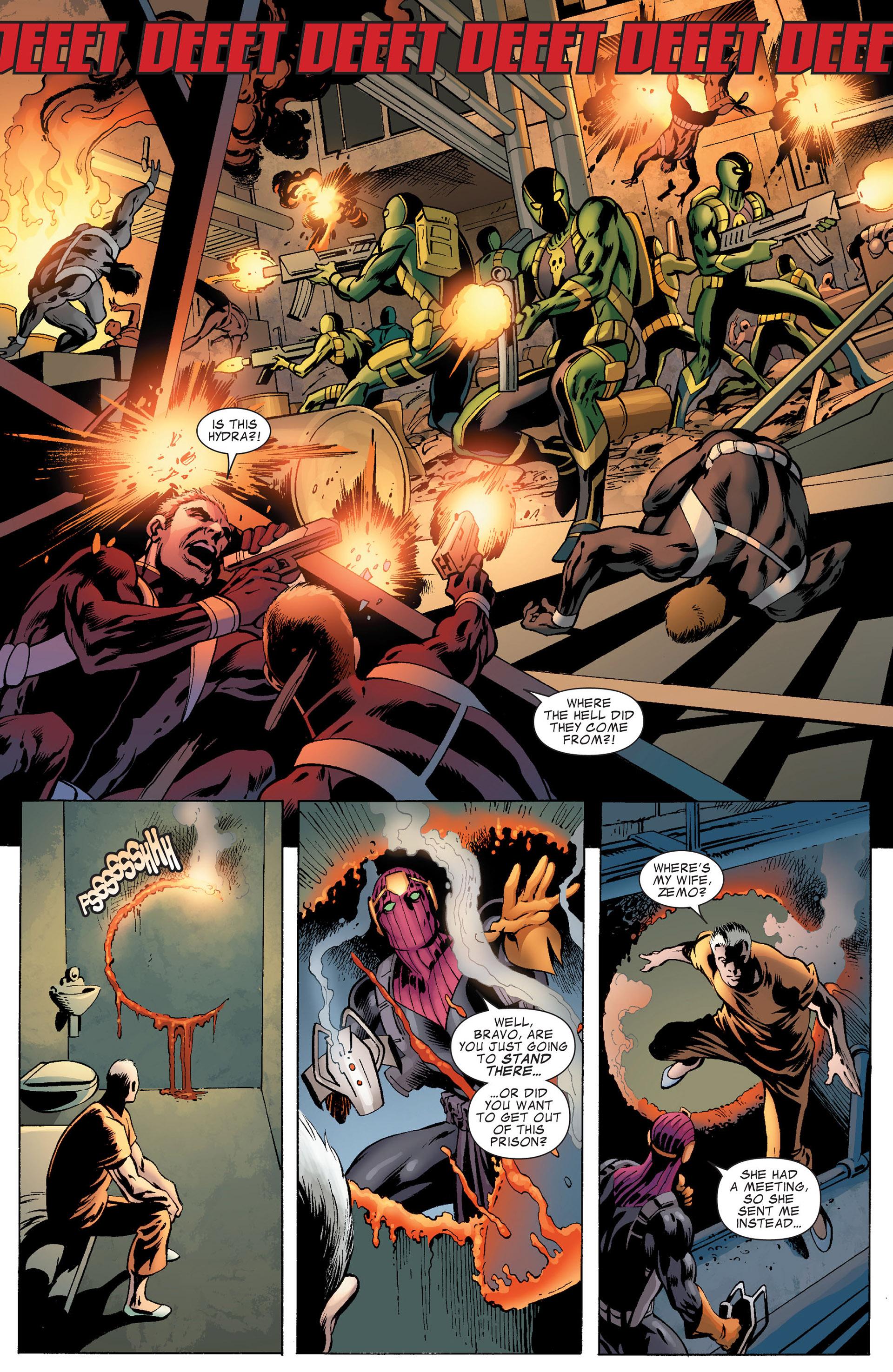 Captain America (2011) Issue #8 #8 - English 19