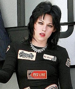 Kristen Stewart Joan Jett on Kristen Stewart As Joan Jett6 Jpg