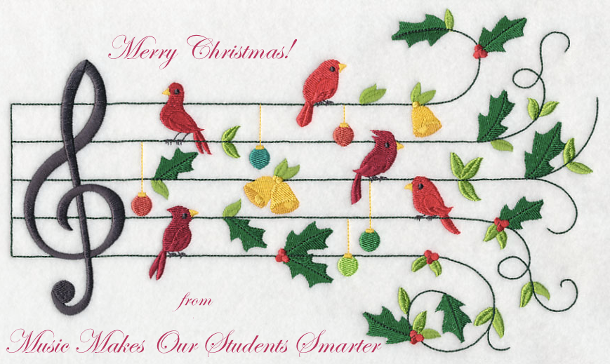 ♫ Music is in U ♪ ♬: Merry christmas and a happy new year of 2015 ...