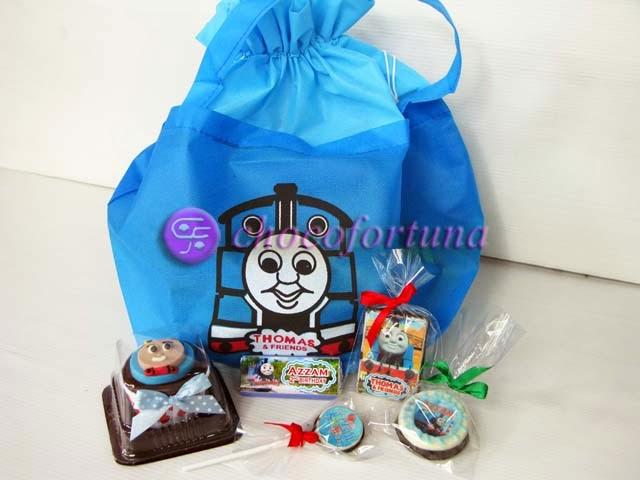 Goodie Bag Ulang Tahun Thomas